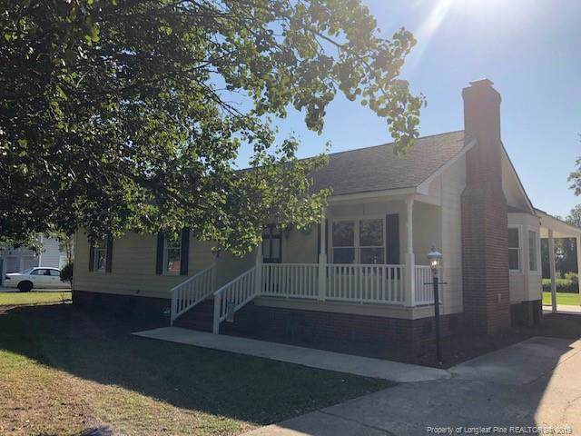 113 Byrd Drive, Dunn, NC 28334 (MLS #616170) :: Weichert Realtors, On-Site Associates