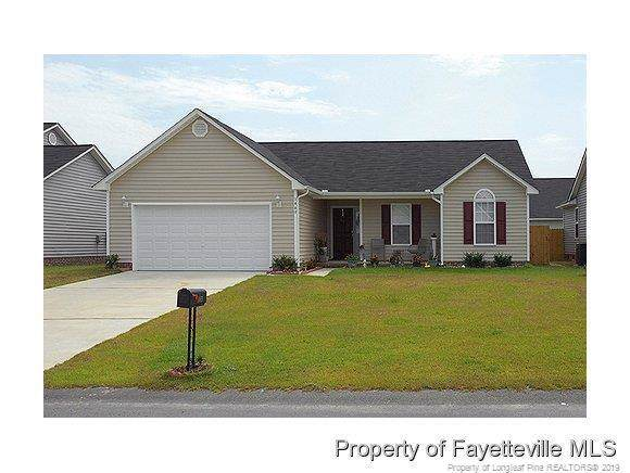 1469 Mingary Avenue, Hope Mills, NC 28306 (MLS #616253) :: The Rockel Group