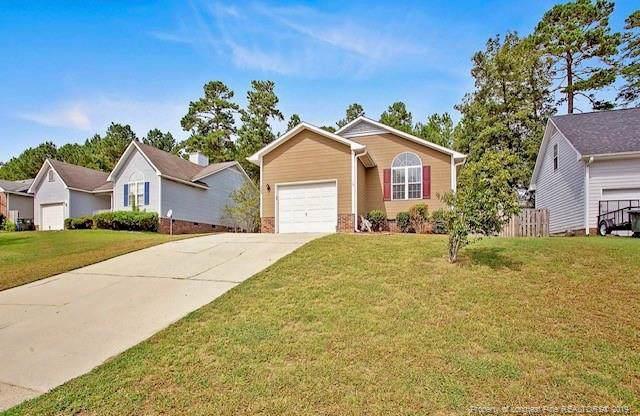 333 Abbottswood Drive, Fayetteville, NC 28301 (MLS #616315) :: The Rockel Group