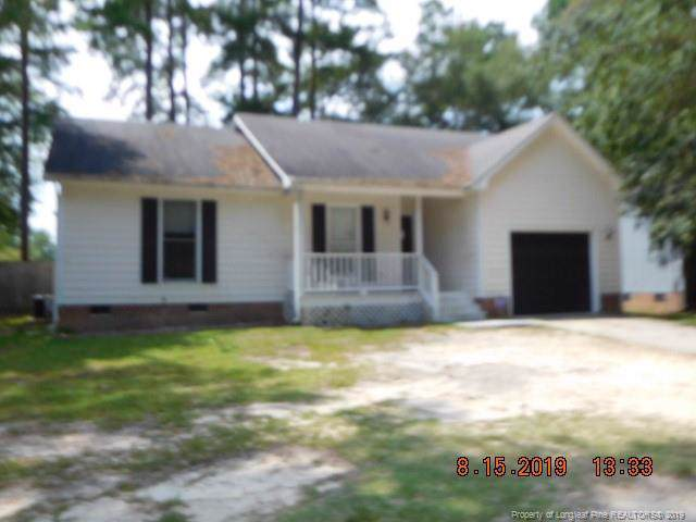 1824 Geiberger Drive, Fayetteville, NC 28303 (MLS #616339) :: The Rockel Group
