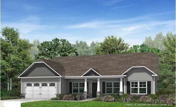 320 Whitestone Drive, Fayetteville, NC 28312 (MLS #616412) :: Weichert Realtors, On-Site Associates