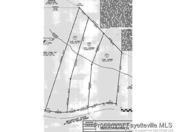 Lot 3 Mcartans Ford, Fayetteville, NC 28311 (MLS #616425) :: Weichert Realtors, On-Site Associates