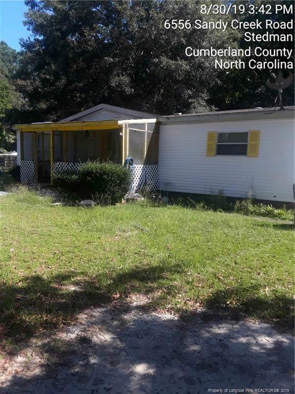 6556 Sandy Creek Road, Stedman, NC 28391 (MLS #616470) :: The Rockel Group