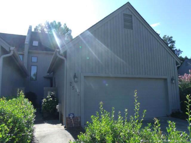 2512 Woodwind Drive, Fayetteville, NC 28304 (MLS #616479) :: The Rockel Group