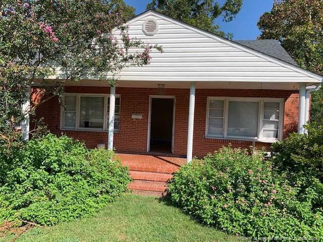 801 Ethelored Street, Fayetteville, NC 28303 (MLS #616485) :: The Rockel Group