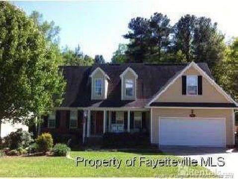 8741 Grouse Run Lane, Fayetteville, NC 28314 (MLS #616555) :: The Rockel Group
