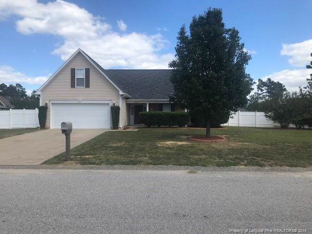 2904 Aristocrat Lane, Fayetteville, NC 28306 (MLS #616561) :: Weichert Realtors, On-Site Associates