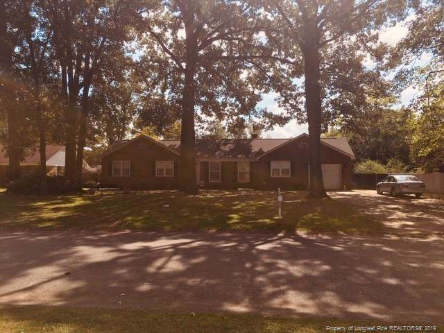 438 Hallmark Road, Fayetteville, NC 28303 (MLS #617774) :: Weichert Realtors, On-Site Associates