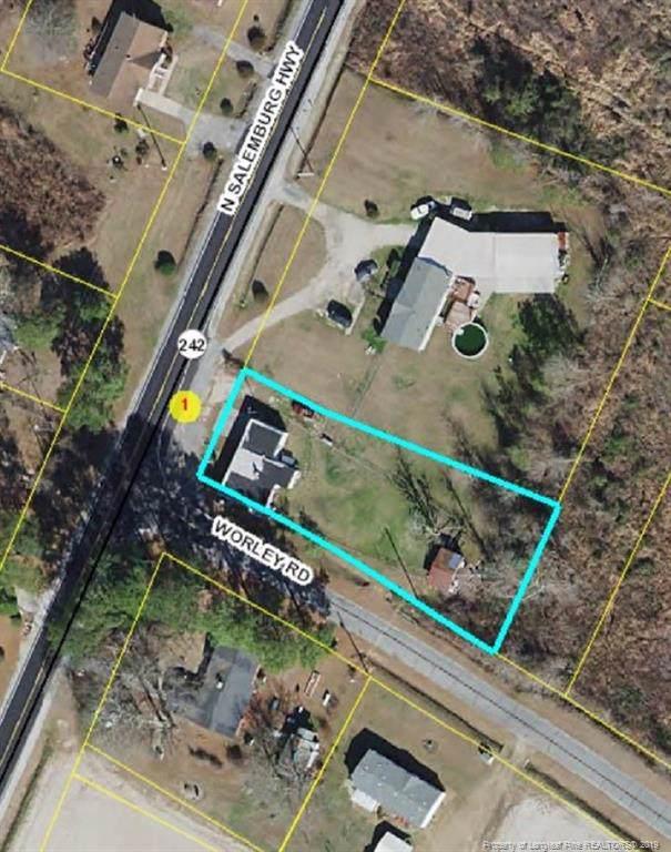 5032 N Salemburg Highway, Salemburg, NC 28385 (MLS #618051) :: Weichert Realtors, On-Site Associates