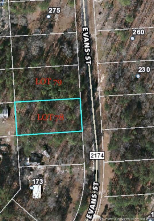 Evans Street, Spring Lake, NC 28390 (MLS #618222) :: The Rockel Group