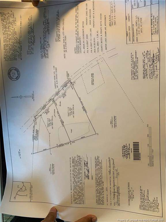 Darroch Road, Lillington, NC 27546 (MLS #618331) :: Weichert Realtors, On-Site Associates