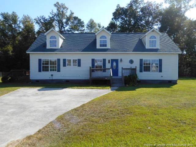 229 Vermilion Drive, Parkton, NC 28371 (MLS #618567) :: The Rockel Group