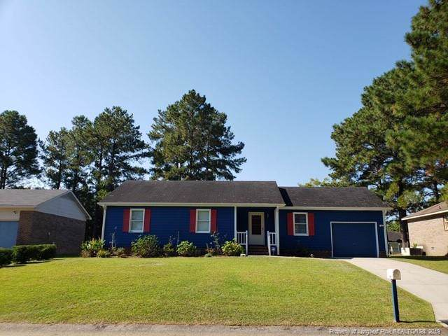 1182 Butterwood Circle, Fayetteville, NC 28314 (MLS #618585) :: Weichert Realtors, On-Site Associates