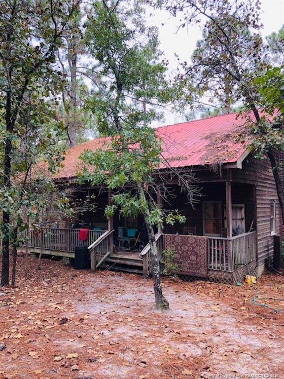 710 E Lake Ridge Rd Road E, Raeford, NC 28376 (MLS #618641) :: The Rockel Group
