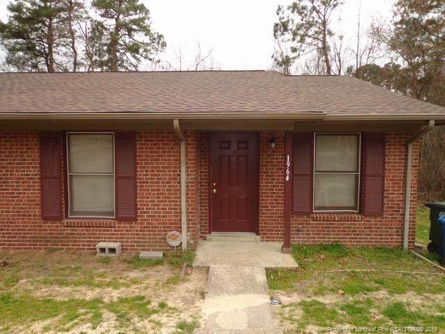 1964 & 1966 Glenwick Dr. Drive, Fayetteville, NC 28304 (MLS #618714) :: Weichert Realtors, On-Site Associates