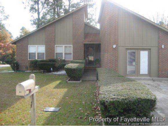 4601 Hoe Court, Fayetteville, NC 28314 (MLS #618777) :: Weichert Realtors, On-Site Associates
