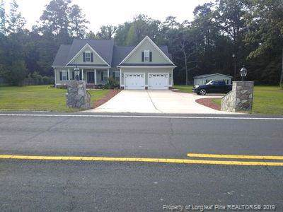 599 Judson Church Road, Fayetteville, NC 28312 (MLS #618792) :: Weichert Realtors, On-Site Associates