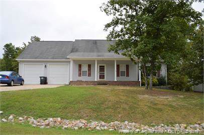 127 Canterbury Road, Sanford, NC 27332 (MLS #618811) :: Weichert Realtors, On-Site Associates