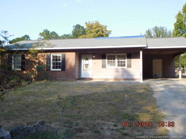 4075 Dudley Road, Fayetteville, NC 28312 (MLS #619237) :: Weichert Realtors, On-Site Associates