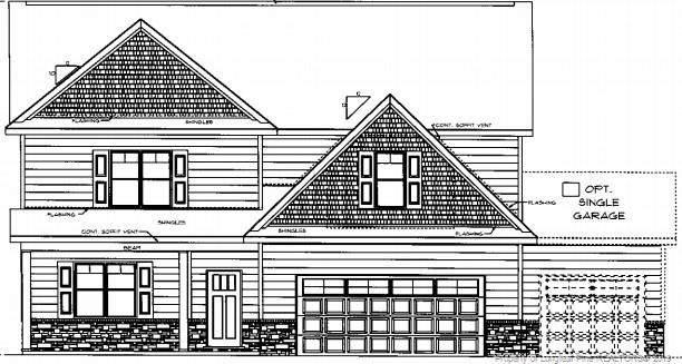 337 Lyman (Lt35) Drive, Fayetteville, NC 28312 (MLS #619442) :: Weichert Realtors, On-Site Associates