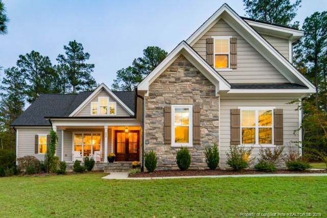 506 Boulderbrook Parkway, Sanford, NC 27330 (MLS #620578) :: Weichert Realtors, On-Site Associates