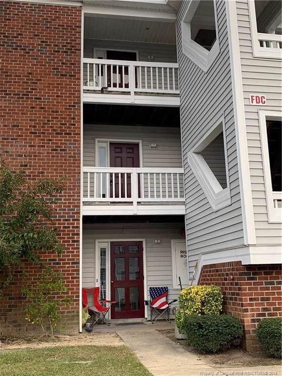 208 Waterdown Drive #7, Fayetteville, NC 28314 (MLS #620663) :: The Rockel Group