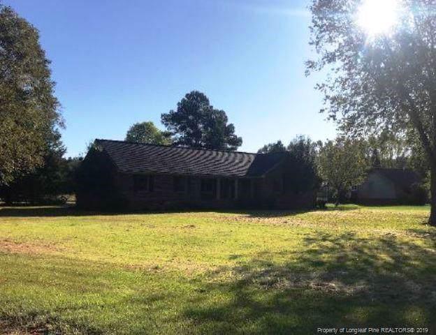 2660 Dobbin Holmes Road, Eastover, NC 28312 (MLS #620666) :: Weichert Realtors, On-Site Associates