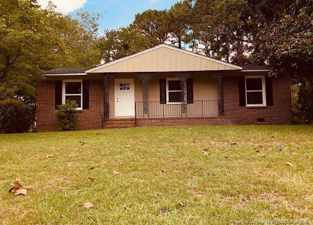 3914 Coventry Drive, Fayetteville, NC 28304 (MLS #620724) :: The Rockel Group