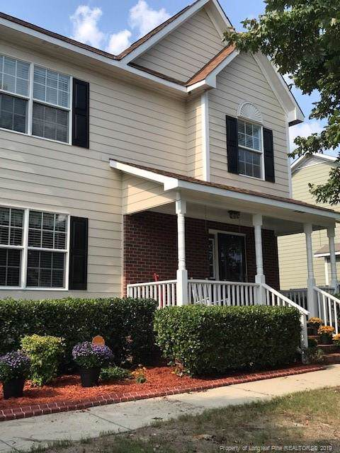 708 Connaly Drive, Hope Mills, NC 28348 (MLS #620795) :: The Rockel Group