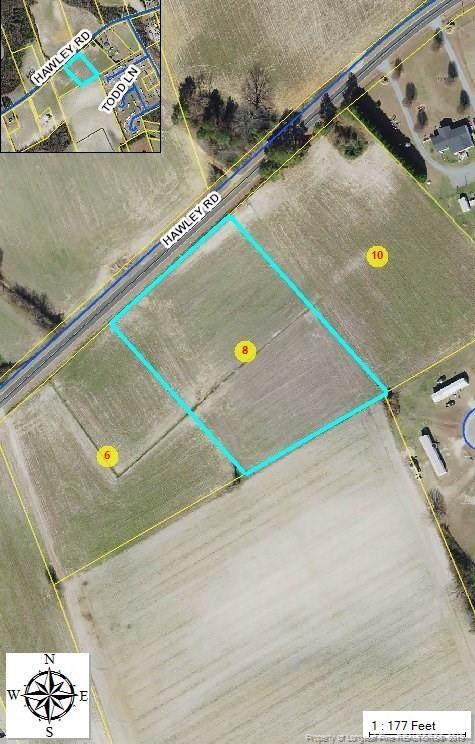 Hawley Road, Dunn, NC 28334 (MLS #620800) :: The Rockel Group