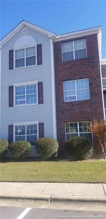208 Waterdown Drive #5, Fayetteville, NC 28314 (MLS #620887) :: The Rockel Group