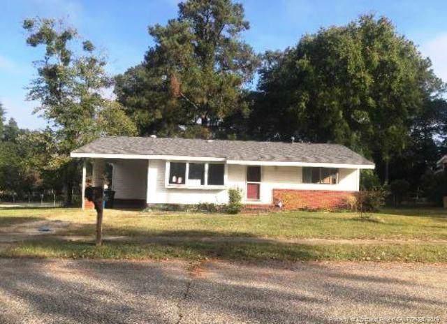 837 Brighton Road, Fayetteville, NC 28314 (MLS #621125) :: The Rockel Group