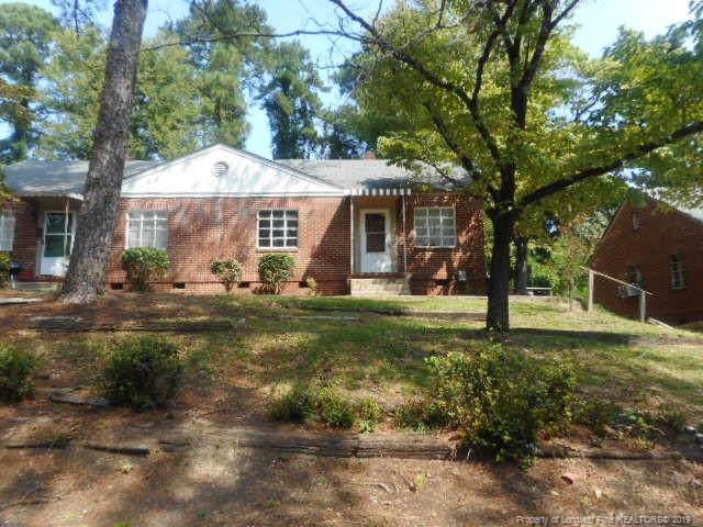 1410 Briarcliff Drive, Fayetteville, NC 28305 (MLS #621176) :: Weichert Realtors, On-Site Associates