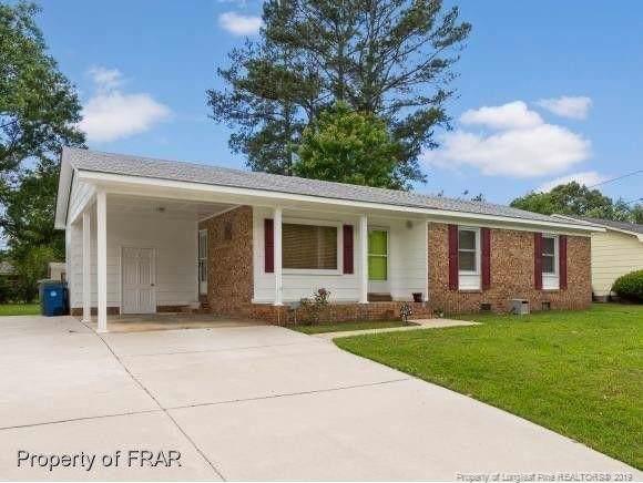 5427 Plateau Road, Fayetteville, NC 28303 (MLS #621238) :: Weichert Realtors, On-Site Associates