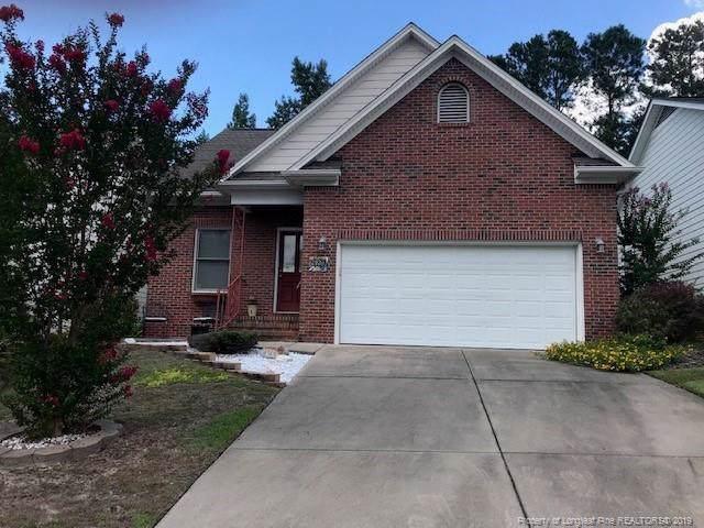 2923 Brookcrossing Drive, Fayetteville, NC 28306 (MLS #621385) :: Weichert Realtors, On-Site Associates