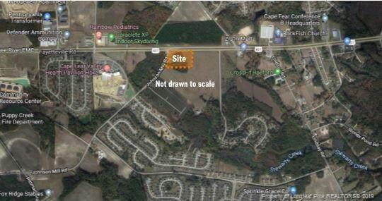 TBD Fayetteville Road, Raeford, NC 28376 (MLS #621912) :: Weichert Realtors, On-Site Associates