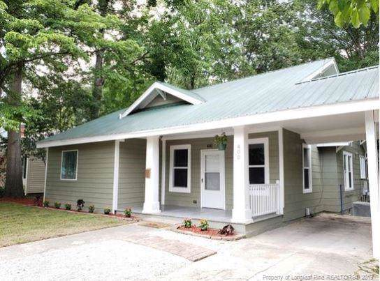 400 Pearl Street, Fayetteville, NC 28303 (MLS #621913) :: Weichert Realtors, On-Site Associates