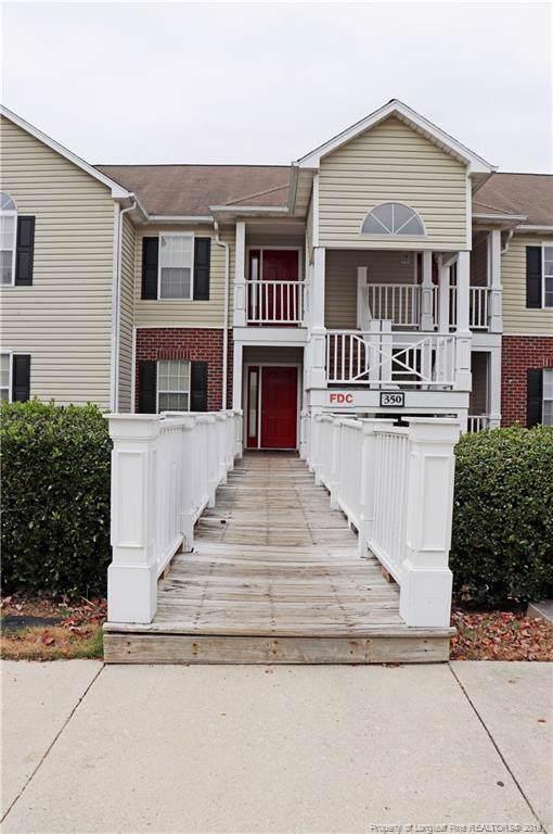 350 Bubble Creek Court #7, Fayetteville, NC 28311 (MLS #621943) :: Weichert Realtors, On-Site Associates