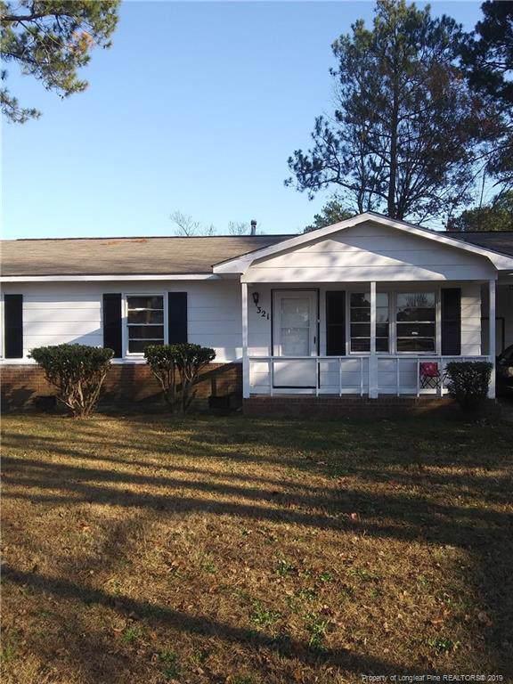 321 Prairie Court, Fayetteville, NC 28303 (MLS #623160) :: Weichert Realtors, On-Site Associates
