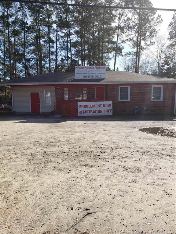 701 Harris Avenue, Raeford, NC 28376 (MLS #623749) :: Weichert Realtors, On-Site Associates