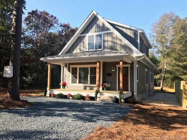 904 N Ashe Street, Southern Pines, NC 28387 (MLS #624284) :: Weichert Realtors, On-Site Associates