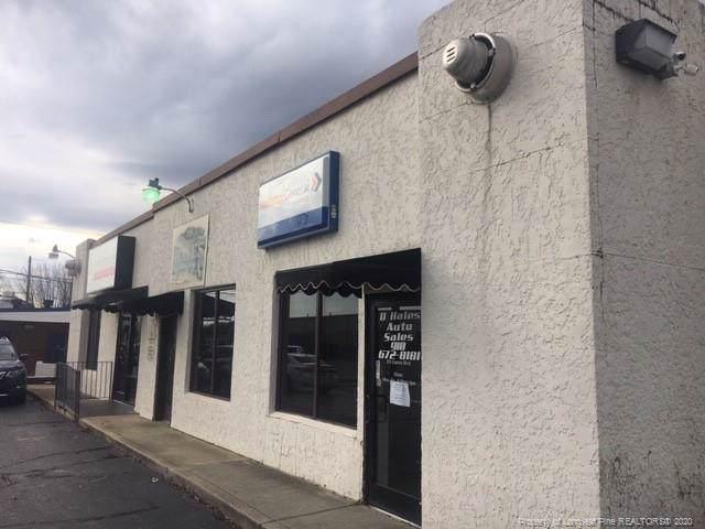 205 N Eastern Boulevard, Fayetteville, NC 28301 (MLS #624308) :: Weichert Realtors, On-Site Associates
