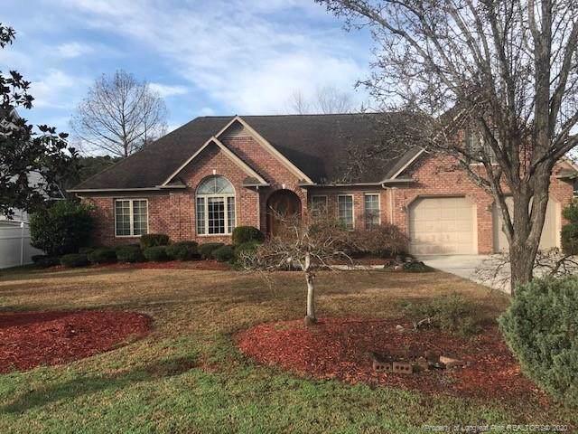 227 W Summerchase Drive, Fayetteville, NC 28311 (MLS #624591) :: Weichert Realtors, On-Site Associates