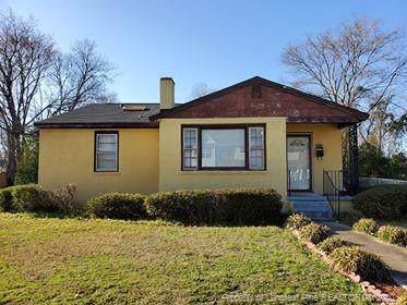 412 Old Wilmington Road, Fayetteville, NC 28301 (MLS #624593) :: Weichert Realtors, On-Site Associates