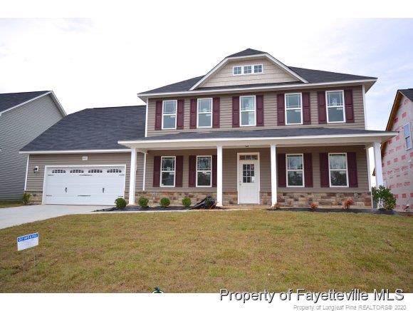 2027 Maitland Drive, Fayetteville, NC 28314 (MLS #625053) :: Weichert Realtors, On-Site Associates