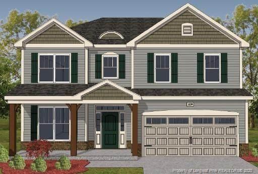2127 Stafford (Lt56) Drive, Fayetteville, NC 28314 (MLS #625602) :: Weichert Realtors, On-Site Associates