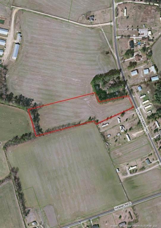 0 Henry Hammond Road, Lumberton, NC 28360 (MLS #625620) :: Weichert Realtors, On-Site Associates