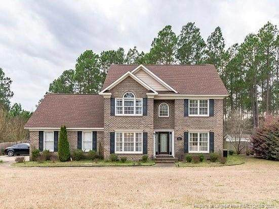 7527 Mcfrench Drive, Fayetteville, NC 28311 (MLS #626845) :: Weichert Realtors, On-Site Associates