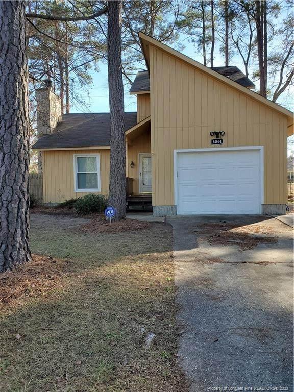 6044 Dalton Road, Fayetteville, NC 28314 (MLS #626918) :: Weichert Realtors, On-Site Associates