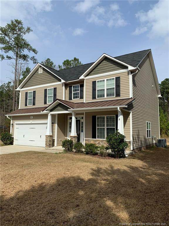 5917 Kindley Drive, Fayetteville, NC 28311 (MLS #627201) :: Weichert Realtors, On-Site Associates